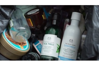 BodyShop Indonesia ( Bring Back Our Bottles Campaign )